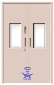 درب ضدحریق مخصوص اتاق سرور