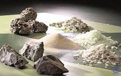 مواد تشکیل دهنده پشم سنگ