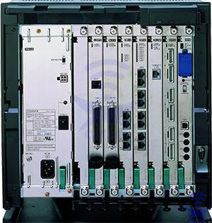 سانترال پاناسونیک پرظرفیت KX-TDA100RU