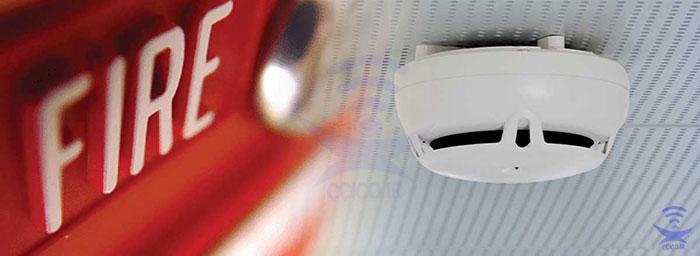 سیستم اطفاء حریق اتاق سرور FM200