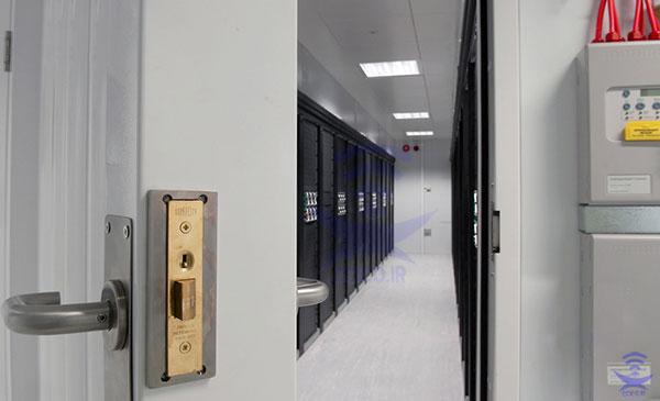درب ضدحریق اتاق سرور