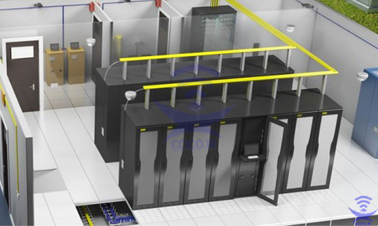 تجهیزات استاندارد اتاق سرور