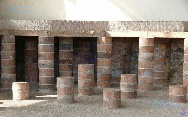 کف کاذب باستان