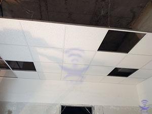 ارتفاع سقف کاذب