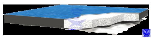 انواع کف کاذب سولفات کلسیم