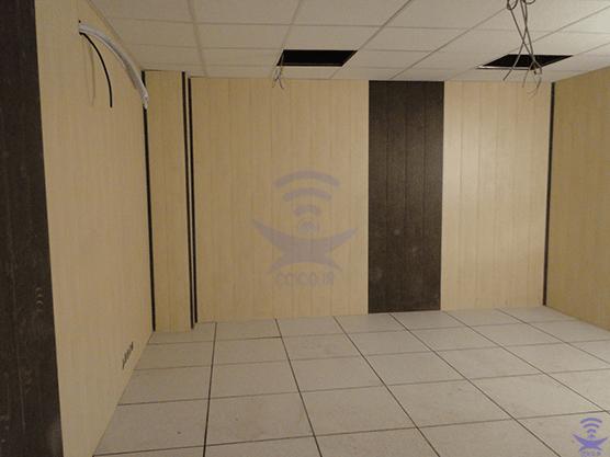 دیوار ضد حریق اتاق سرور